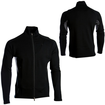 photo: Icebreaker Men's GT 260 Rapid Zip Thru base layer top