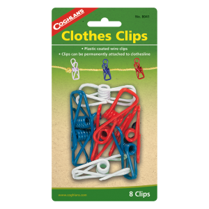 photo: Coghlan's Clothes Clips hygiene supply/device