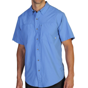 photo: ExOfficio GeoTrek'r Short-Sleeve Shirt hiking shirt