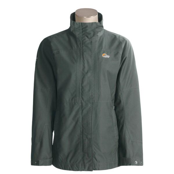 photo: Lowe Alpine Stone Jacket waterproof jacket