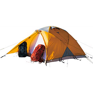 photo: Cabela's XPG Expedition 4P four-season tent