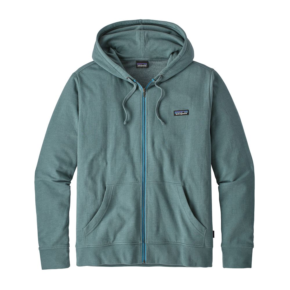 photo: Patagonia Men's Lightweight Full-Zip Hoody fleece top
