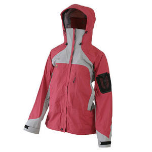 photo: Mountain Hardwear Women's Recon Jacket waterproof jacket