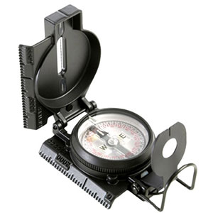 photo: Cammenga Tritium Lensatic Compass 3H handheld compass