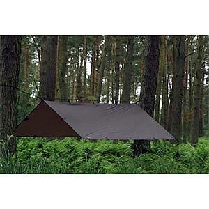 photo: DD Hammocks Tarp 3x3 tarp/shelter