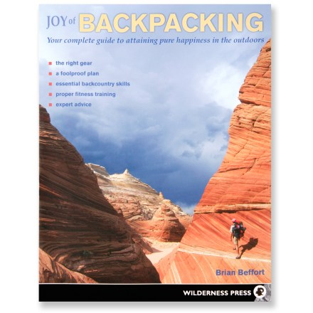 Wilderness Press Joy of Backpacking