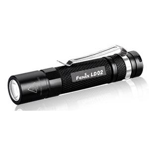 photo: Fenix LD02 flashlight