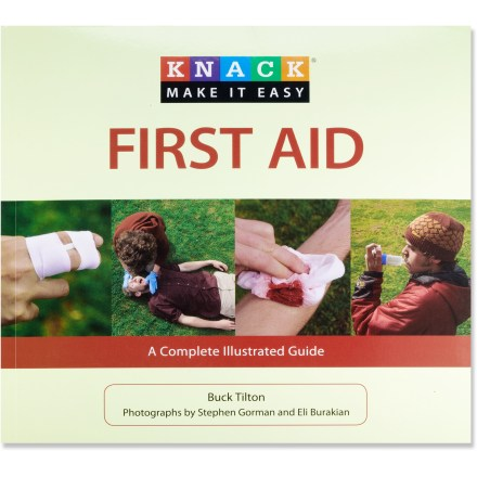 Morris Publishing Knack First Aid: A Complete Illustrated Guide
