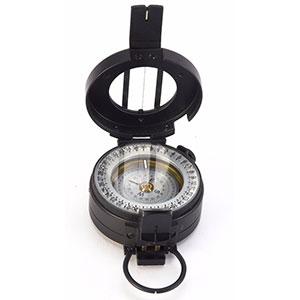 Pyser Optics M-73 Liquid Prismatic Compass