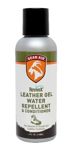 Gear Aid ReviveX Leather Gel Water Repellent & Conditioner