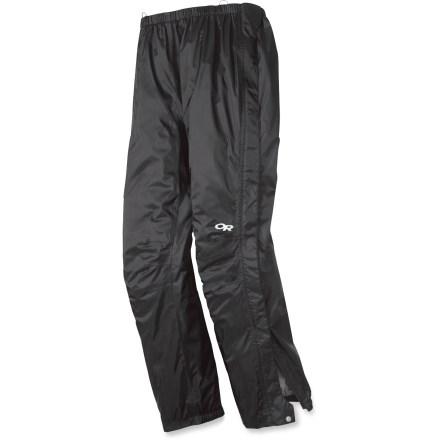 photo: Outdoor Research Palisade Pants waterproof pant