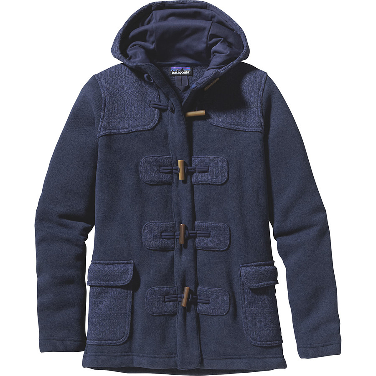 Patagonia Better Sweater Icelandic Coat