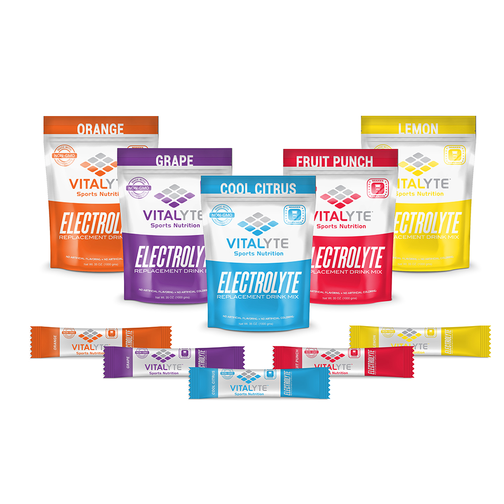 photo: Vitalyte Electrolyte Replacement Drink Mix drink