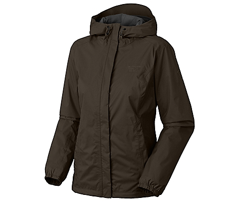 photo: Mountain Hardwear Women's Runoff Jacket waterproof jacket