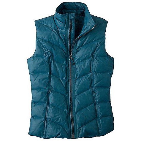 photo: prAna Ana Down Vest down insulated vest