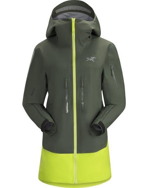 photo: Arc'teryx Sentinel LT Jacket waterproof jacket