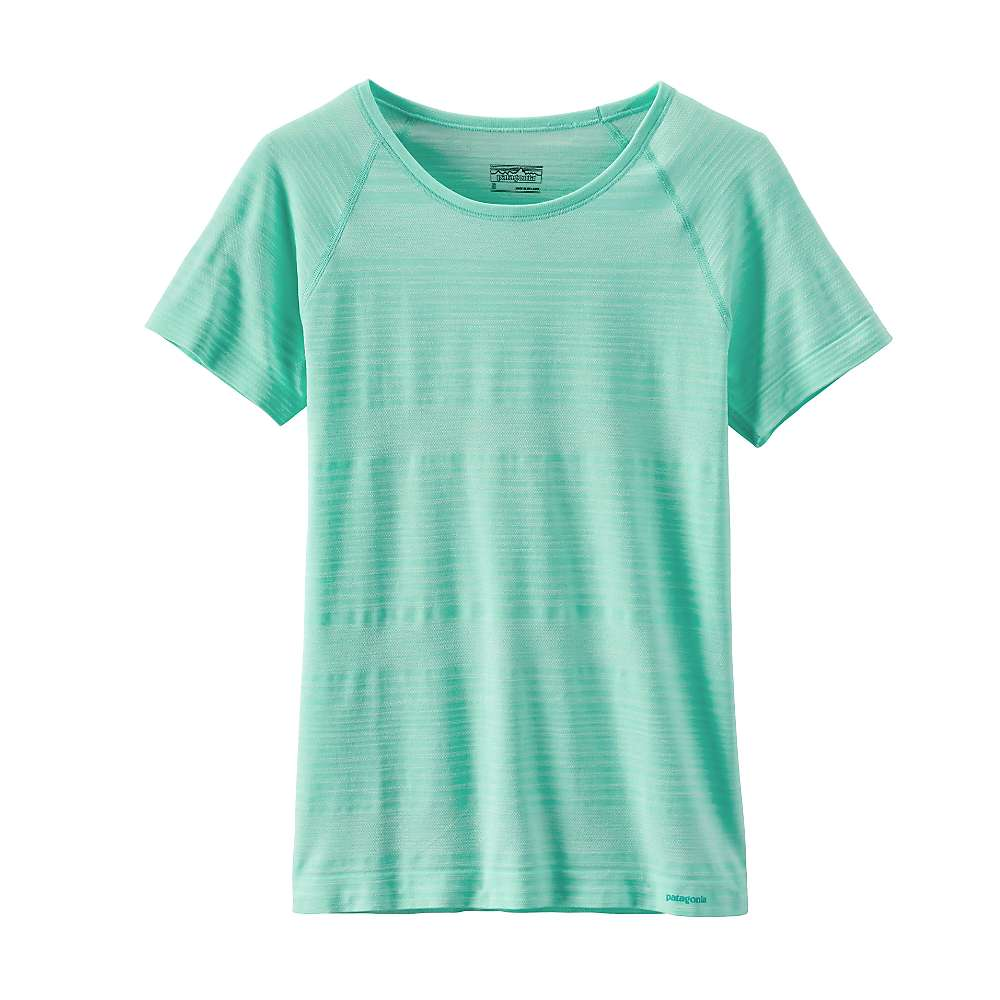 photo: Patagonia Short-Sleeved Gatewood Top short sleeve performance top