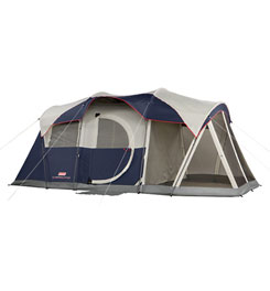 Coleman Elite Weathermaster 6 Screened Tent