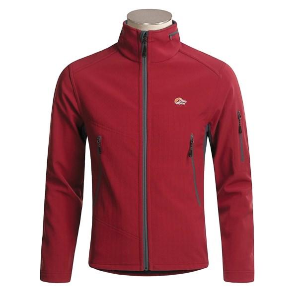 photo: Lowe Alpine Zone Jacket soft shell jacket