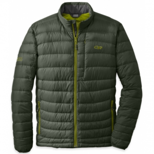 photo: Outdoor Research Transcendent Sweater down insulated jacket