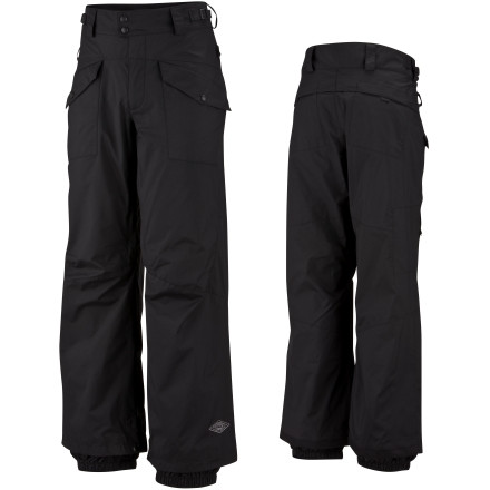 photo: Columbia Living Color Pant snowsport pant