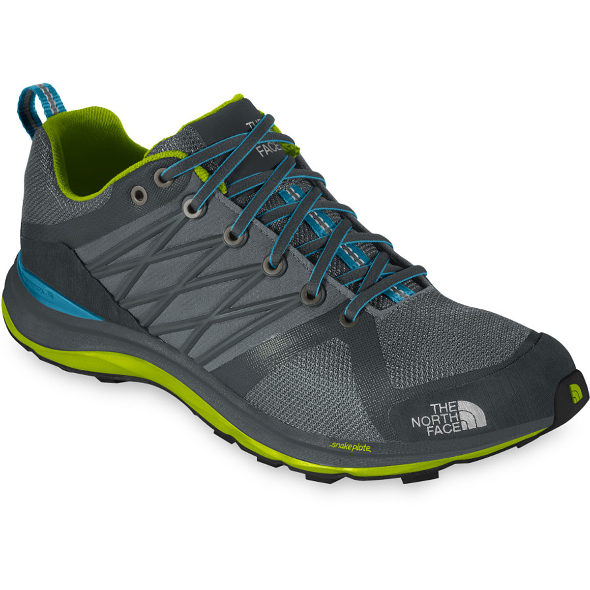 photo: The North Face Women's Litewave Guide Hyvent trail shoe