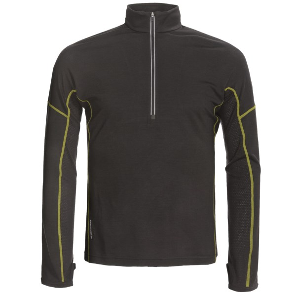 photo: Icebreaker GT 200 L/S Chase Zip base layer top
