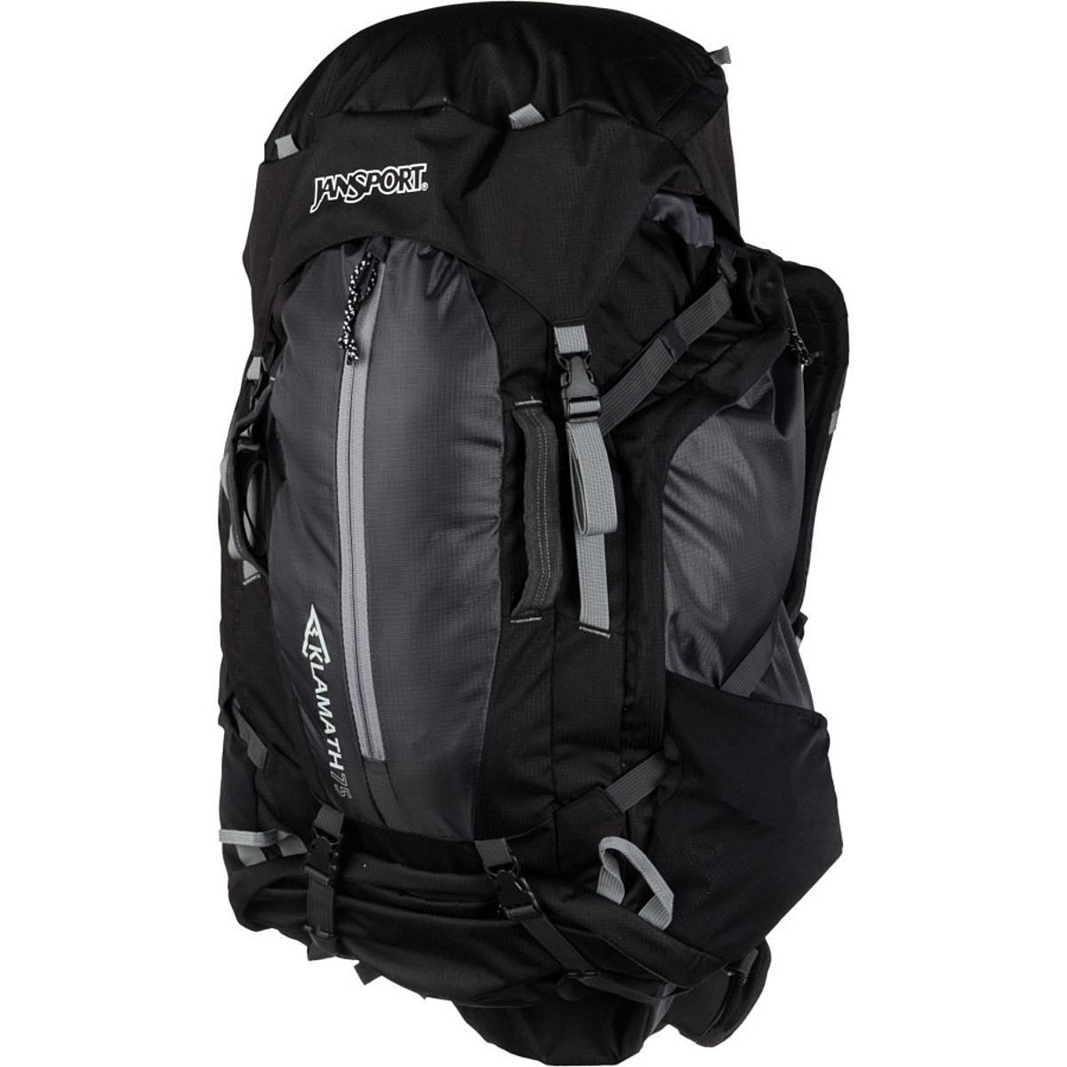 photo: JanSport Klamath 75 expedition pack (4,500+ cu in)
