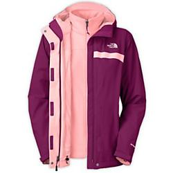photo: The North Face Glacier Triclimate Jacket component (3-in-1) jacket