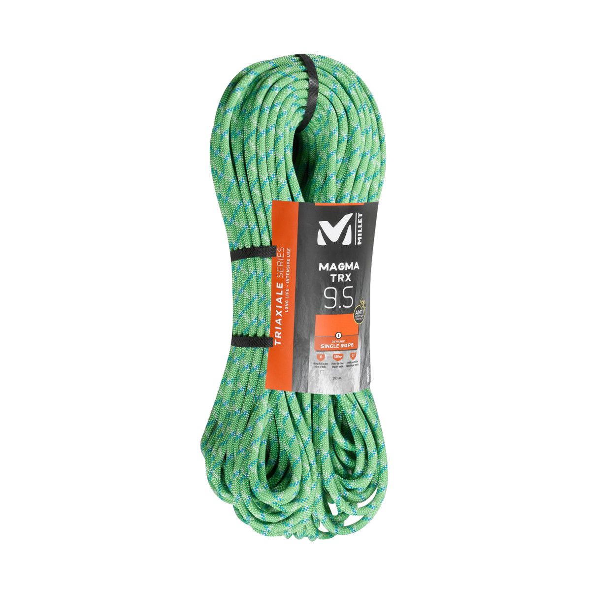 photo: Millet Magma TRX 9.5mm dynamic rope