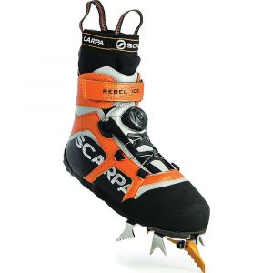 photo: Scarpa Rebel Ice mountaineering boot