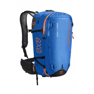 photo: Ortovox Ascent 40 Avabag avalanche airbag pack