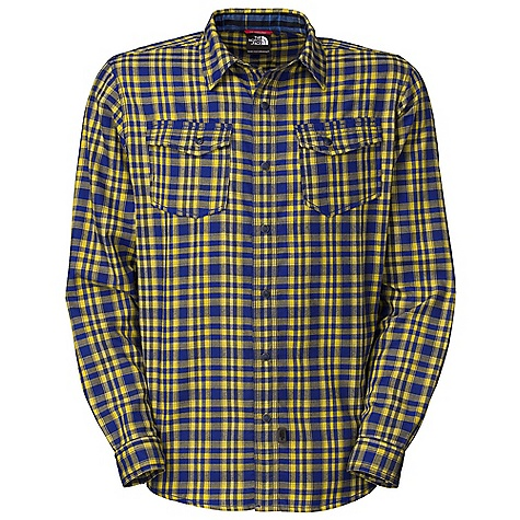 photo: The North Face Send Flannel hiking shirt