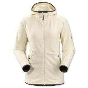 photo: Arc'teryx Handler Hoody fleece jacket