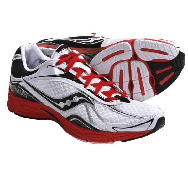 photo: Saucony Grid Fastwitch 5 trail running shoe