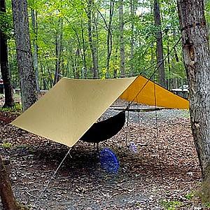 photo: Bushcraft Outfitters 10' x 10' Tarp tarp/shelter