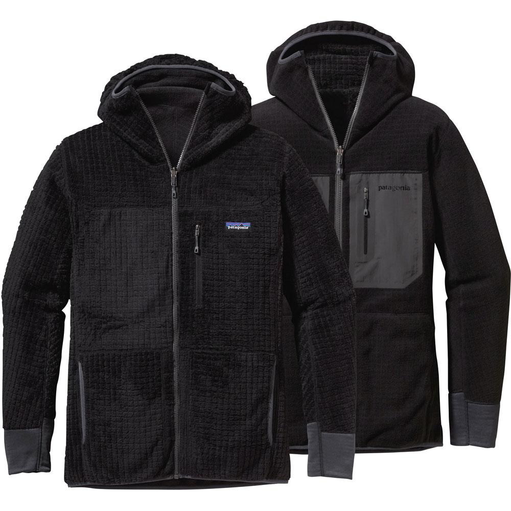 photo: Patagonia Men's R3 Hoody fleece jacket
