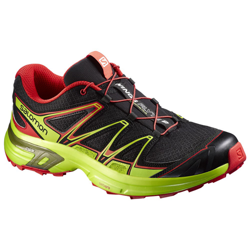 photo: Salomon Wings Flyte 2 trail running shoe
