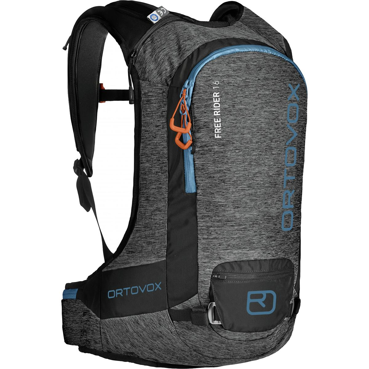 photo: Ortovox Free Rider 16 winter pack