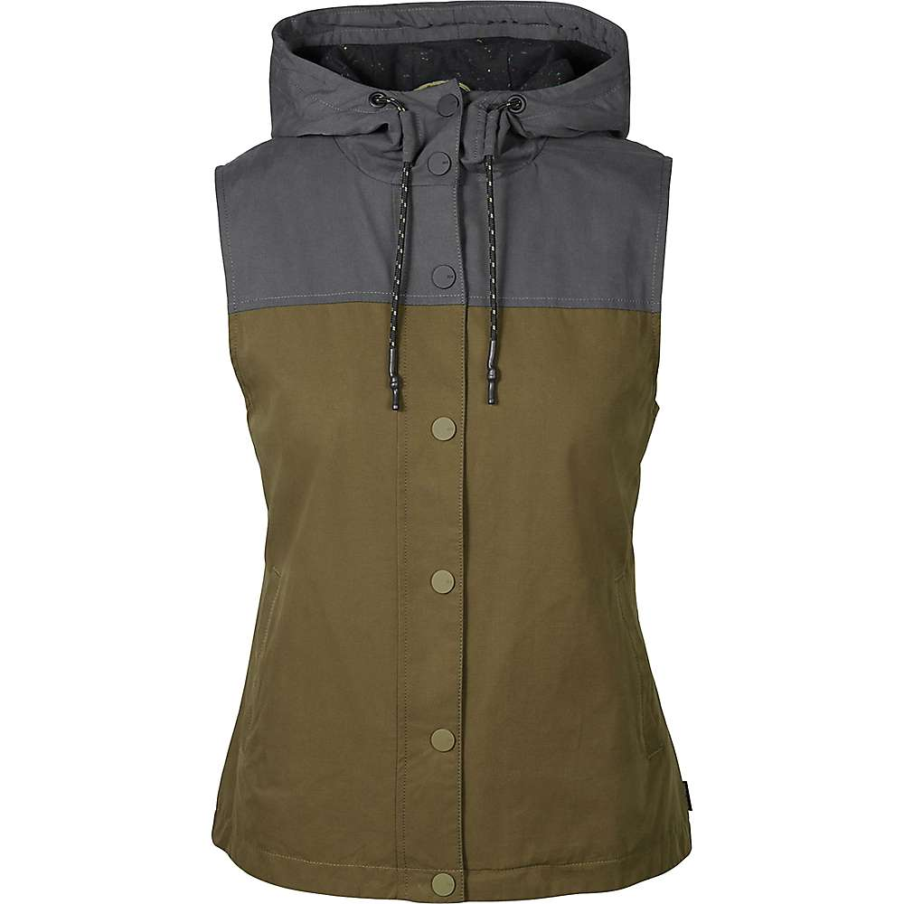 photo: DaKine Adeline Vest synthetic insulated jacket