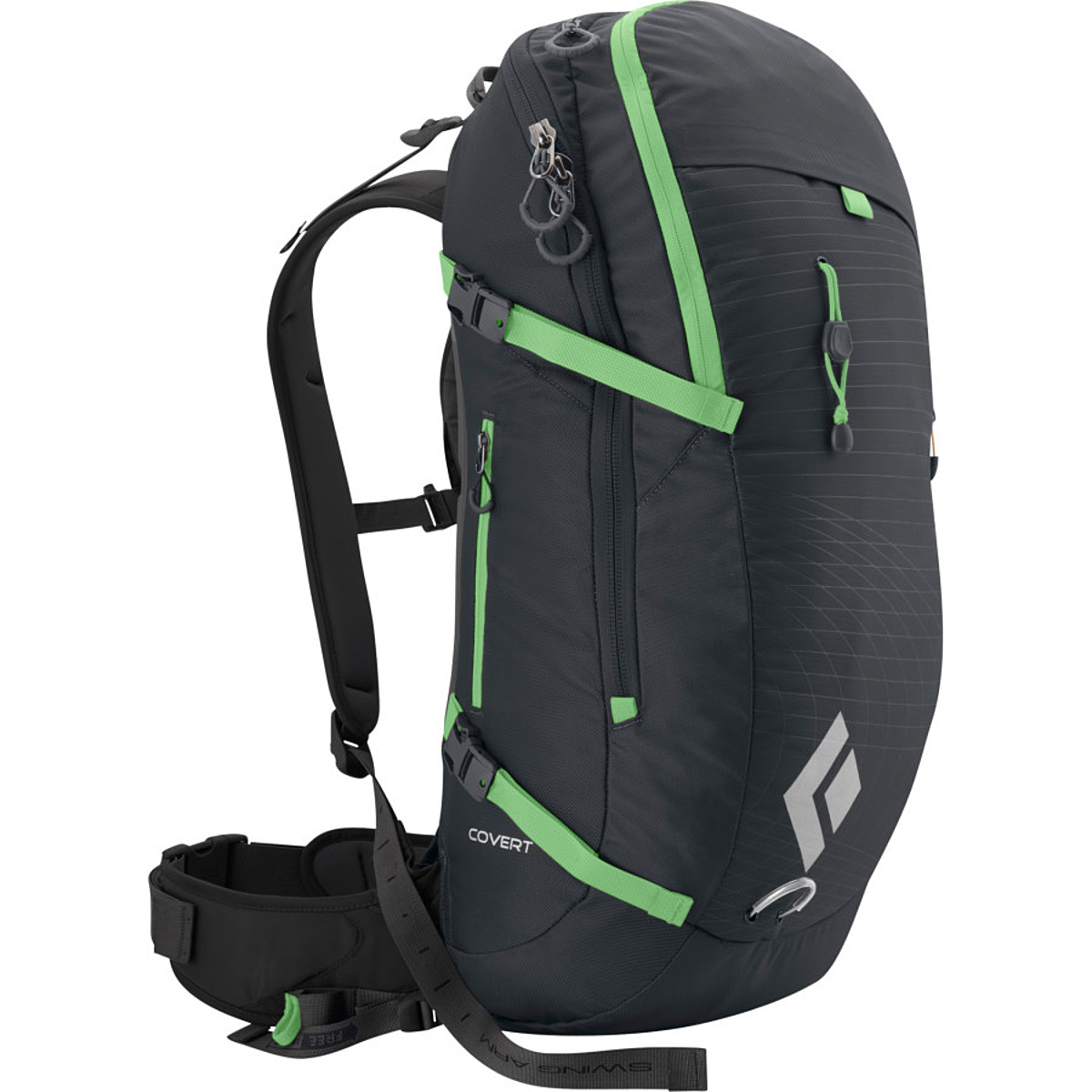 photo: Black Diamond Covert winter pack