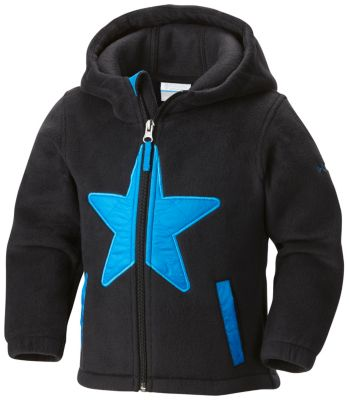 Columbia Star Bright Fleece Full Zip Hoodie Jacket