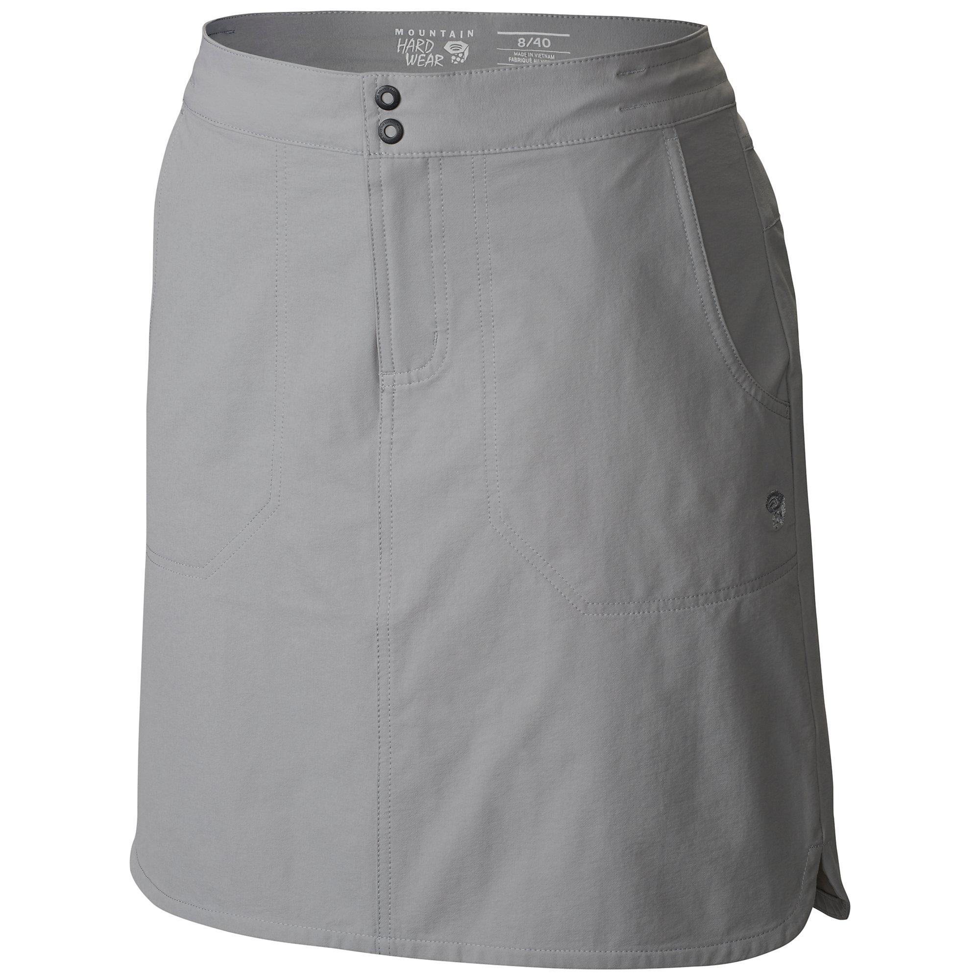 photo: Mountain Hardwear Yuma Skirt hiking skirt