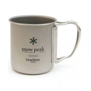 Snow Peak Ti-Single 300 Cup FH