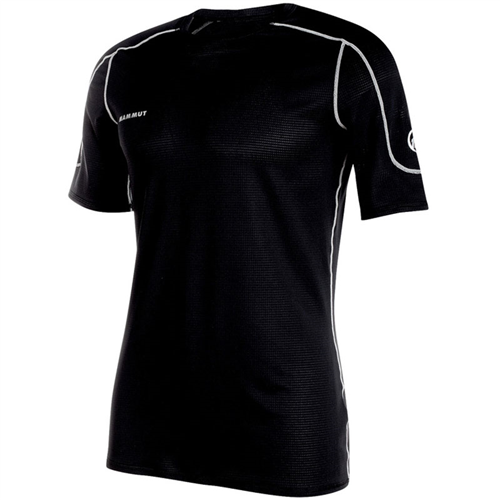 photo: Mammut Men's Go Dry T-Shirt base layer top