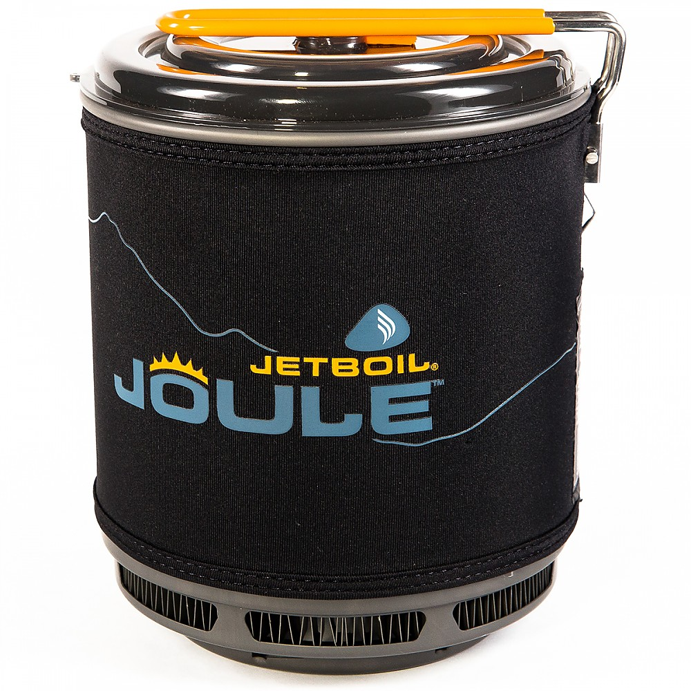 photo: Jetboil Joule Group Cooking System compressed fuel canister stove