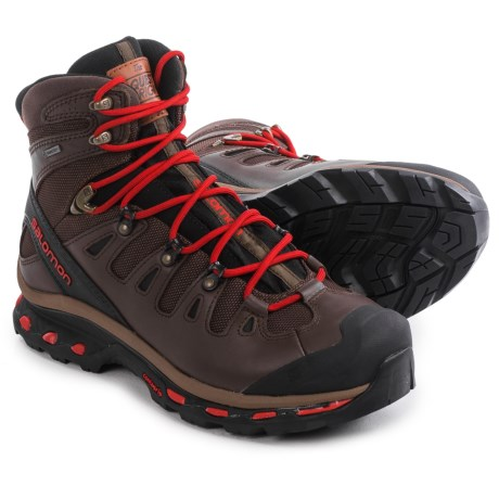 photo: Salomon Quest Origins GTX backpacking boot
