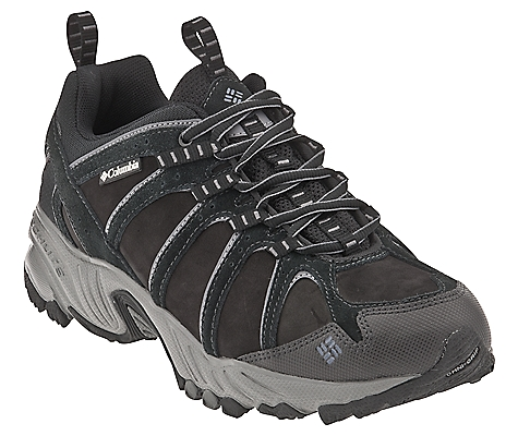 photo: Columbia Men's Kaibab Leather trail running shoe