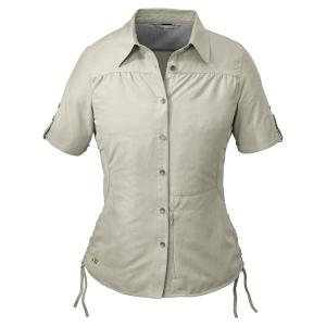 photo: Outdoor Research Reflection S/S Shirt hiking shirt