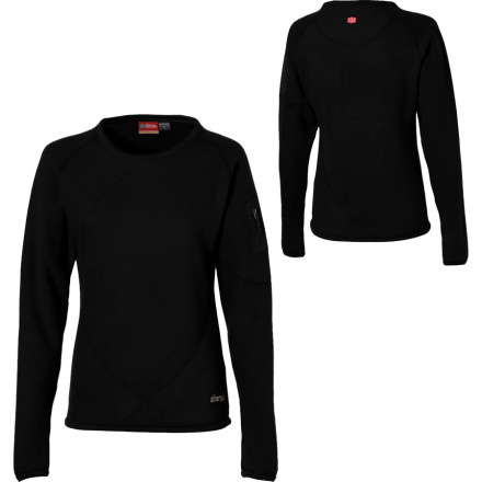 photo: Sherpa Adventure Gear Chonzum Top long sleeve performance top